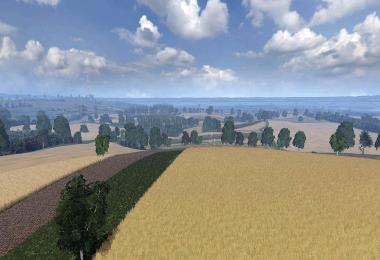 Big Poland Real Map v1.0