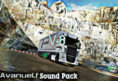 AvanueLf Sound Pack V8 v1.0