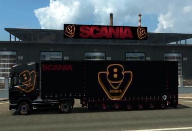 Scania Special V8 Garage