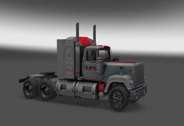 ASN logisnic skin for MACK SUPERLINER v1