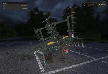 BDT77 Farming simulator 17 v1.1