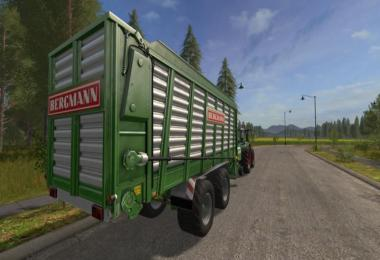 Bergmann 38S Carex loading wagons v1.0