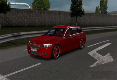 BMW F10 M M-Pakiet BY Diablo Upgrade