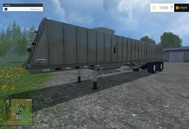Dakota 48ft Spread Axle Trailer for FS2015 v1.0