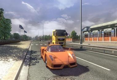 Enzo Ferrari Car ETS2