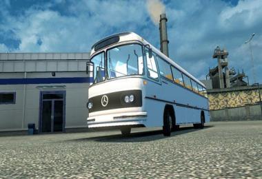 Ets 2 Mercedes Benz O362 Otobus Mod