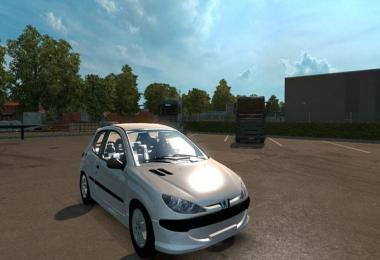 ETS 2 Peugeot 206 Mod