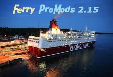 Ferry ProMods v2.15