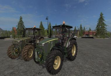 FS17 JohnDeere5085 V1.5 By Eagle355th