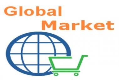 Global Market v0.8.4
