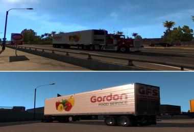 Gordon Food Service Trailer v1.0