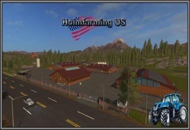 Holmfarming US v1.0