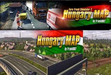 HUNGARY MAP by Frank007 v0.9.28 1.26
