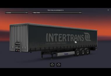 Inter Trans Dirty trailer 1.26