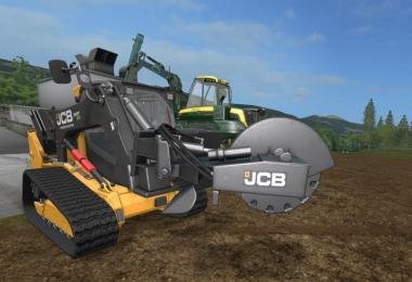 JCB Stump cutter v1.0