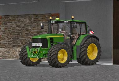 John Deere 6030 Premium [6630, 6830, 6930] v1.0