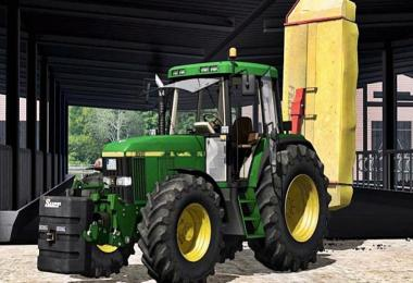John Deere 6810 washable v1.0.4