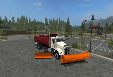 Kenworth T800 Twinsteer Hooklift V1