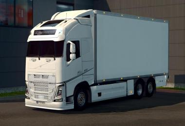 LONG COOLLINER TANDEM FOR OHAHA VOLVO FH2013 V1
