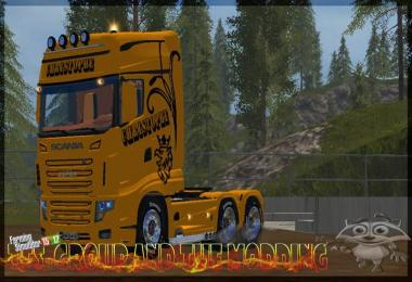 LS17 SCANIA CHRISTOPHE 700EVO TFSGROUP