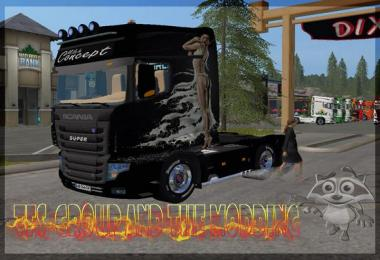 LS17 SCANIA MILCH CONCEPT 700EVO TFSGROUP