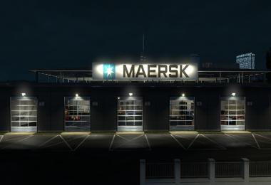 Maersk BIG Garage Board
