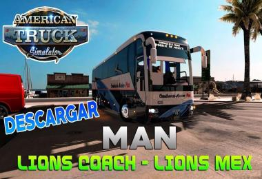 MAN Lion Coach v1.0