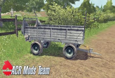 Manure spreaders biaxial v1.0