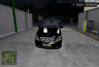 Mercedes Benz Viano Diplomatic Corps v1.0