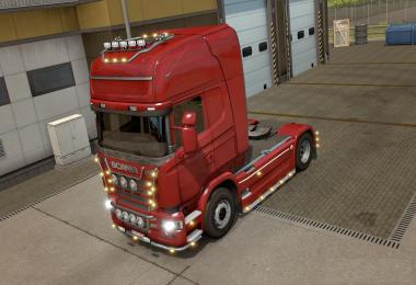 Mod accessories for ETS 2 v1
