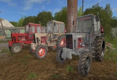 MTZ 80 and 82 Pack v1.1