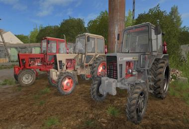 MTZ 80 and MTZ 82 Pack v1.1