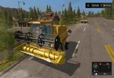 New Holland Clayson 8070 v1.2.0