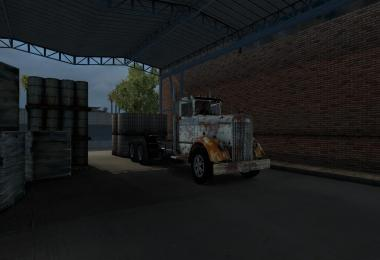 Old Rusty Payware Kenworth 521 v1.0