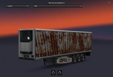 Opel Trailer ETS2 1.25 1.26