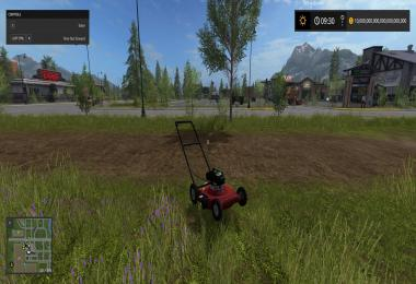 Push Mower v1.0