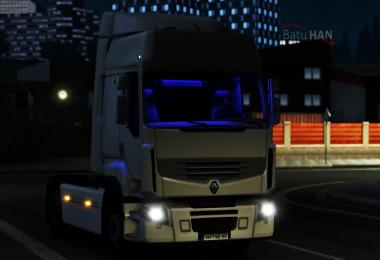Renault Premium Interior Light v1.0