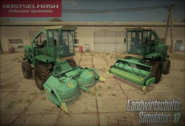 Rostselmash Don 680M v1.0