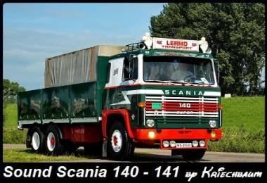 Scania 140-141 Sounds