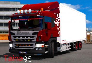 SCANIA P360 V1.5 FOR 1.26