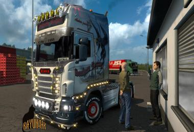 Scania R Topline Southern Region skin 1.26