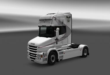 Scania T Topline Gothic skin v1