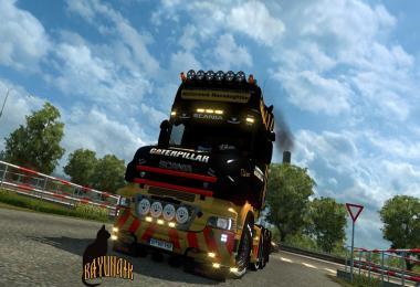 Scania T Topline McCormick Macnaughton skin 1.26