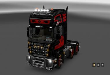 Scania V8 Japan Sound Mod