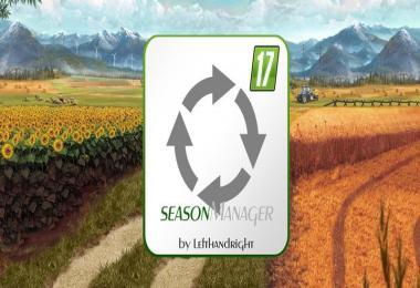 Season Manager v0.5