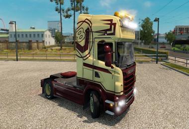 Skin Scania R Kawa 1.26.x