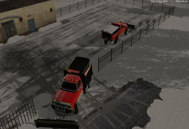 Snow Plowing Mods v1.0