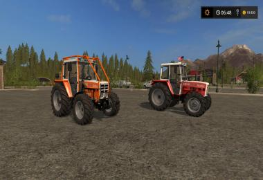 Steyr 8090 Turbo SK2 v2.0