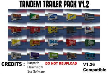 Tandem Trailer Pack v1.2