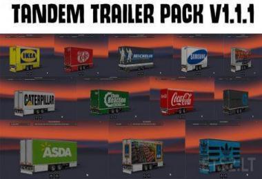 Tandem Trailer Pack v1.1.1